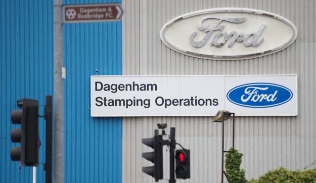 Tłocznia w Dagenham zostanie zamknięta /AFP