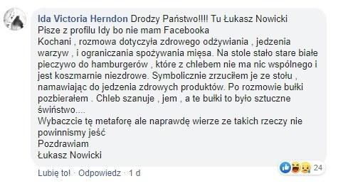 Tłumaszenie Łukasza Nowickiego przekonuje widzów? /materiały prasowe