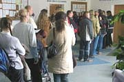 Tłumy chętnych chcą zdążyć przed nowymi egzaminami i wyższymi opłatami /RMF FM