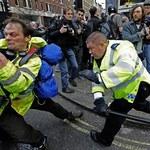 Tłumy w Londynie protestują przeciwko cięciom w budżecie