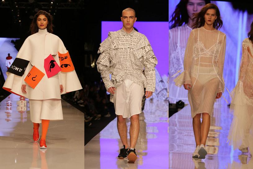 TLV Gindi Fashion Week odbył się w połowie marca w Tel Awivie /materiały prasowe