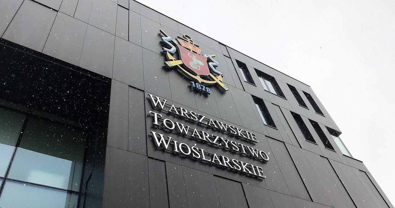 TNM: Kryty basen w siedzibie Warszawskiego Towarzystwa Wioślarskiego