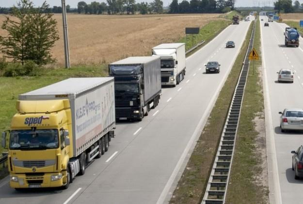 To będzie koniec kwadratowych ciężarówek? Fot:  Łukasz Grudniewski /East News