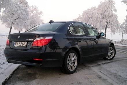 To BMW nie jest luksusowe... /INTERIA.PL