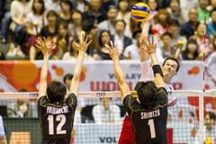 To był bardzo ciężki mecz, ale triumfujemy! Zobaczcie, jak wyglądała batalia z Japonią!