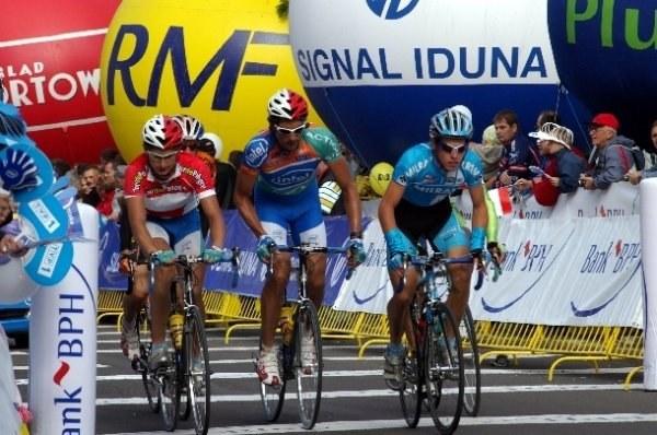 To był najtrudniejszy etap w tegorocznym Tour de Pologne /INTERIA.PL