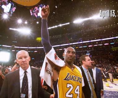 To był niesamowity mecz. Tak Kobe Bryant pożegnał się z LA Lakers i NBA. Wideo