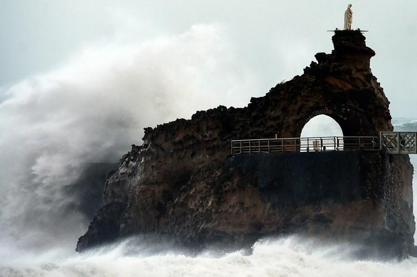 To był rekordowy sezon huraganów /AFP