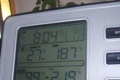 To była wyjątkowo mroźna noc. W niektórych miejscach termometry pokazały nawet minus 33 stopnie