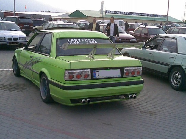 To było BMW