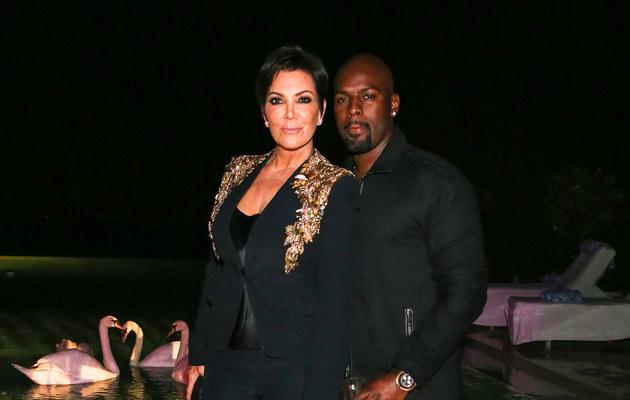 To dla niego Kris Jenner chce się odmłodzić! /Rochelle Brodin /Getty Images