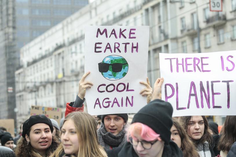 To drugi rok z rzędu, w którym słowem roku według Collins Dictionary został termin związany z ochroną środowiska /Adam Jankowski /Reporter