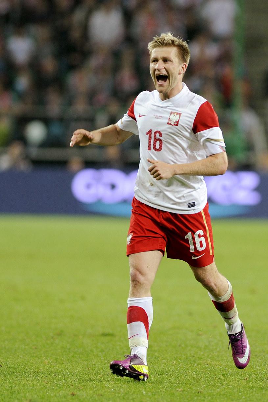 To dzięki niemu wyszliśmy z grupy na Euro 2016 /Mieszko Pietka /AKPA