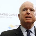 """""""To haniebne"""". Senator McCain krytykuje postawę Europy wobec Ukrainy"""