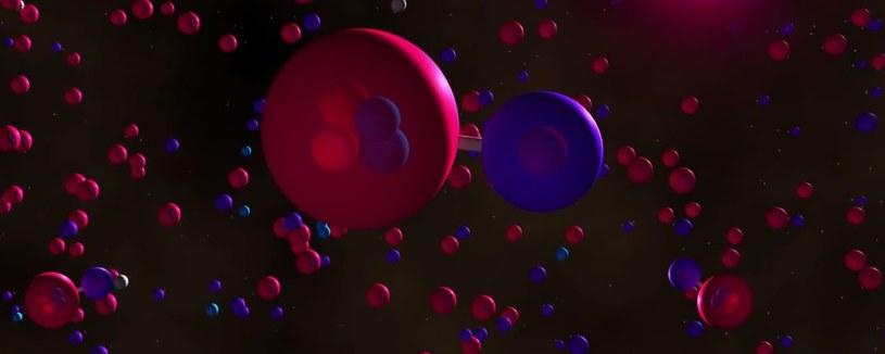 To HeH+ były pierwszymi cząsteczkami we wszechświecie. Fot. NASA /materiały prasowe