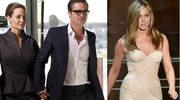"""To Jennifer Aniston pierwsza zdradzała Brada Pitta?! Miała mieć romans na planie """"Przyjaciół""""!"""