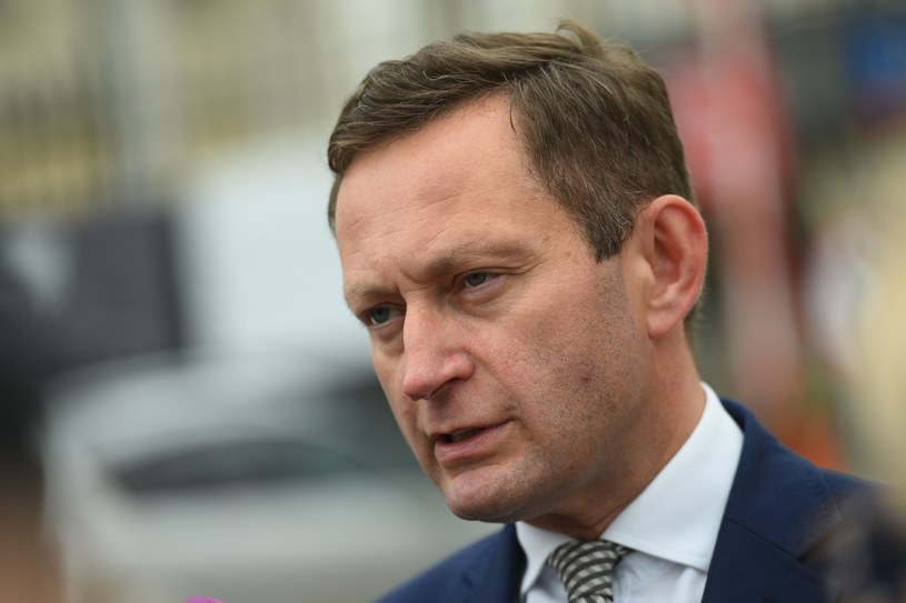 """""""To jest, niestety, element obrzydzania Polakom UE"""" – stwierdził Paweł Rabiej /Mateusz Jagielski /East News"""