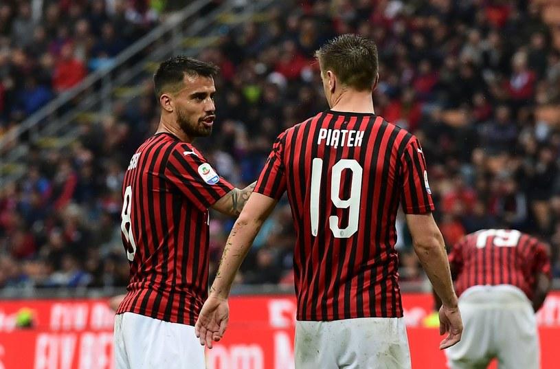 To już koniec duetu Piątek - Cutrone? /AFP