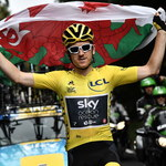 To już oficjalnie: Geraint Thomas wygrywa Tour de France!