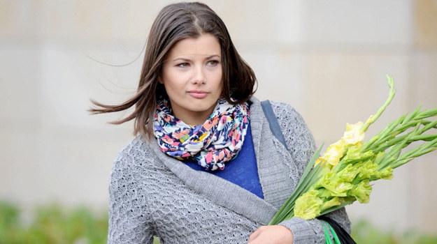 """To już pewne: Agnieszka Sienkiewicz odchodzi z """"M jak miłość""""! /Agencja W. Impact"""