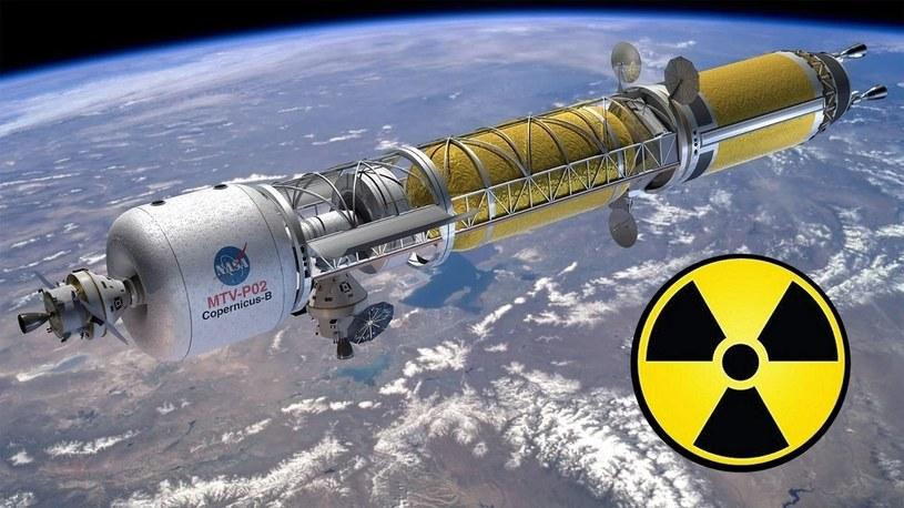 To już pewne, armia USA buduje napęd jądrowy do podróży kosmicznych /Geekweek