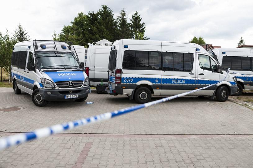 To już piąty dzień poszukiwań 5-letniego Dawida Żukowskiego /Polska Press /East News