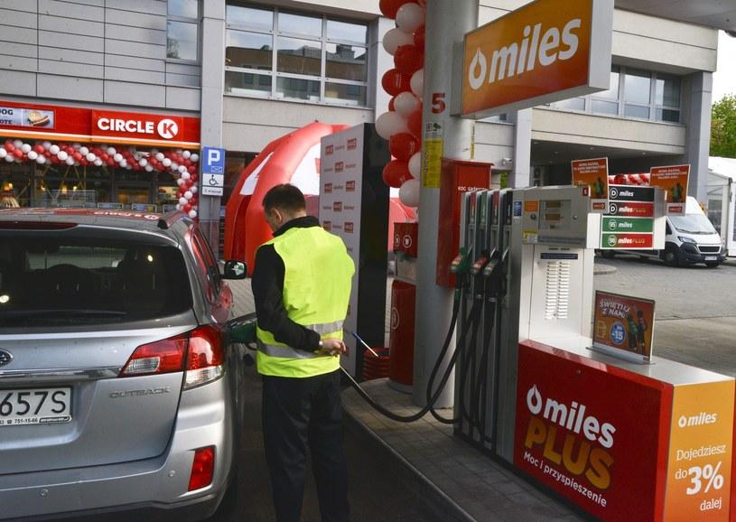 To już raczej koniec obniżek cen paliw /Włodzimierz Wasyluk /East News