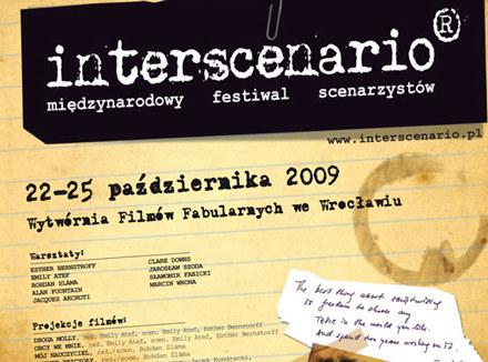 To juz trzecia edycja festiwalu Interscenario /materiały prasowe