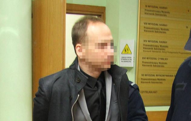 To kolejne święta Dariusza K. w areszcie! /Marcin Smulczyński /East News