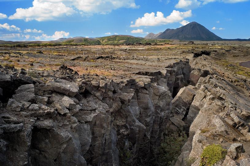 To kolizje płyt tektonicznych wywołują epoki lodowcowe? /123RF/PICSEL