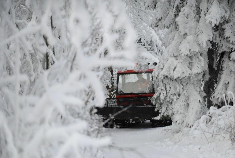 To koniec mroźej i śnieżnej pogody /AFP