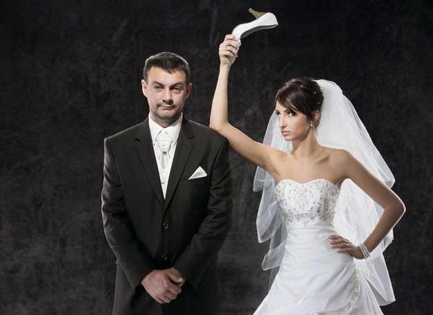 To małżeństwo nie trwało nawet jednego dnia /123RF/PICSEL