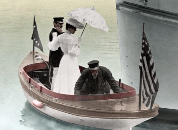To miała być podróż poślubna. Okazała się heroiczną walką o życie... /fot. Znak /INTERIA.PL