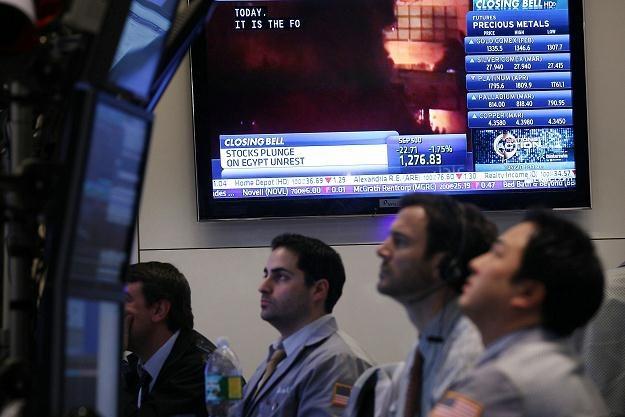 To najgorsza wiadomość, jaką międzynarodowi inwestorzy mogli otrzymać /AFP