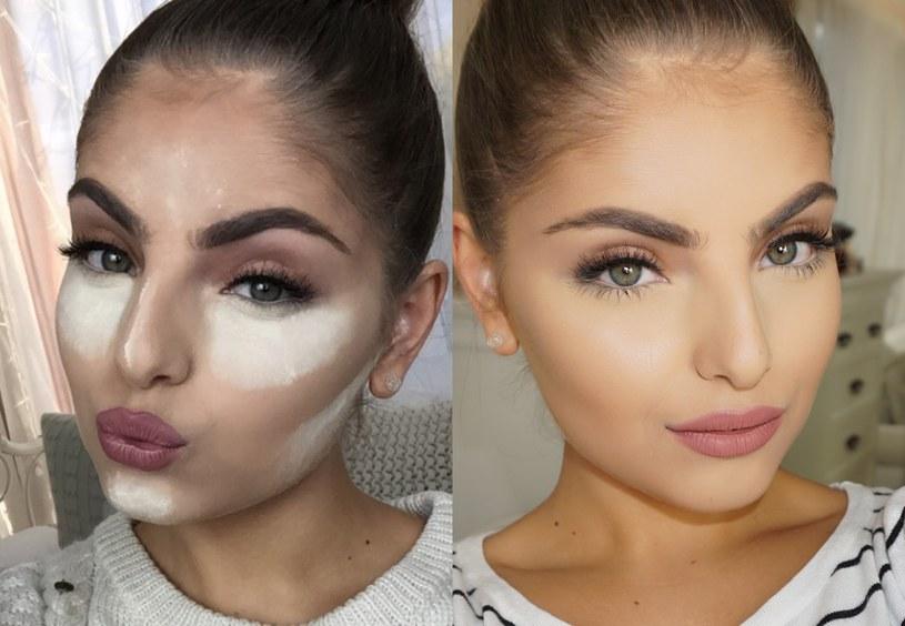 To najnowszy trend w makijażu! /YouTube