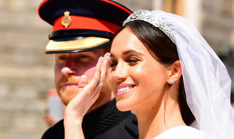 """""""To nie był nasz dzień""""  - wspomina Meghan /James Devaney/GC Images /Getty Images"""