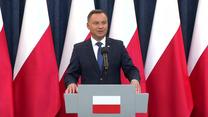 """""""To nie jest dobra zmiana"""". Prezydent zawetował zmiany w ordynacji do Parlamentu Europejskiego"""