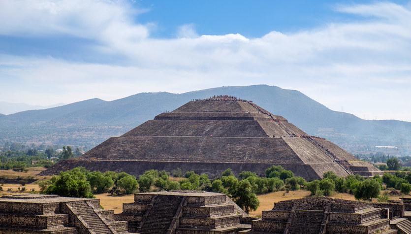 To nie jest zwykłe wzgórze - technologia lidar ujawnia starożytną świątynię Majów