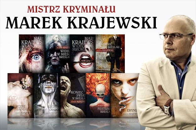 To nie lada gratka dla miłośników twórczości Marka Krajewskiego /Styl.pl