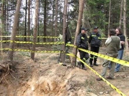 To nie meteoryt uderzył w ziemię niedaleko Sulęczyna /RMF