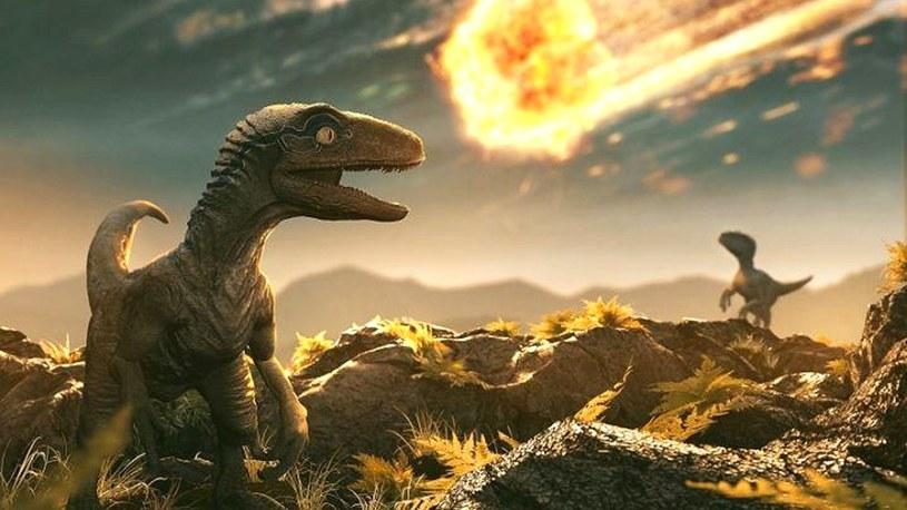 To nie planetoida unicestwiła dinozaury. Tajemniczy obiekt przybył z bardzo daleka /Geekweek