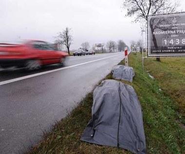 To nie prędkość zabija, a polskie drogi!