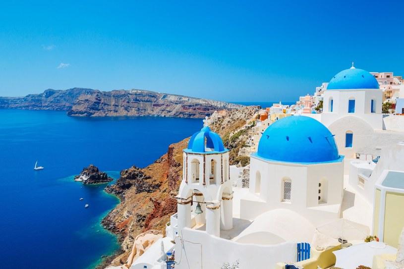 To nie przypadek, że Grecy budowali w ten charakterystyczny sposób /123RF/PICSEL