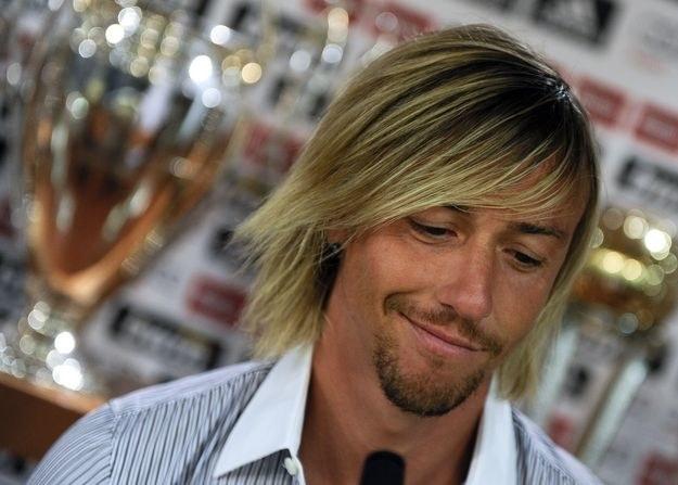 To nie ten Guti trafił do Ekstraklasy. A szkoda /AFP