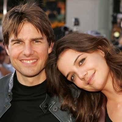 To nie Tom Cruise będzie asystował przy porodzie Katie Holmes. /AFP