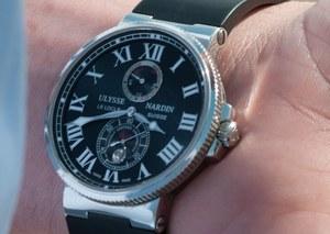 To nie żona kupiła Nowakowi zegarek