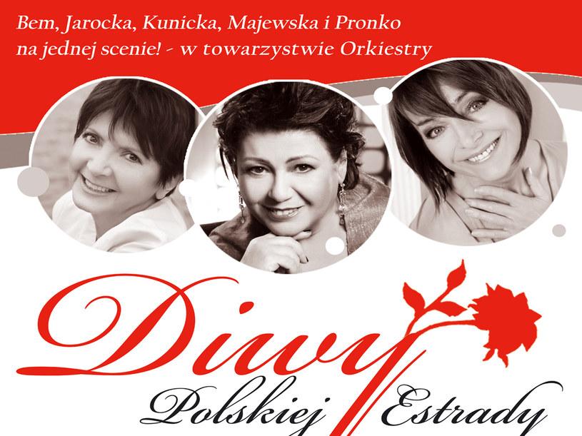 To niepowtarzalna okazja, aby usłyszeć największe przeboje najlepszych polskich wokalistek  /materiały prasowe