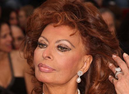 To niewiarygodne, że Sophia Loren ma już 75 lat / fot. Jason Merritt /Getty Images/Flash Press Media