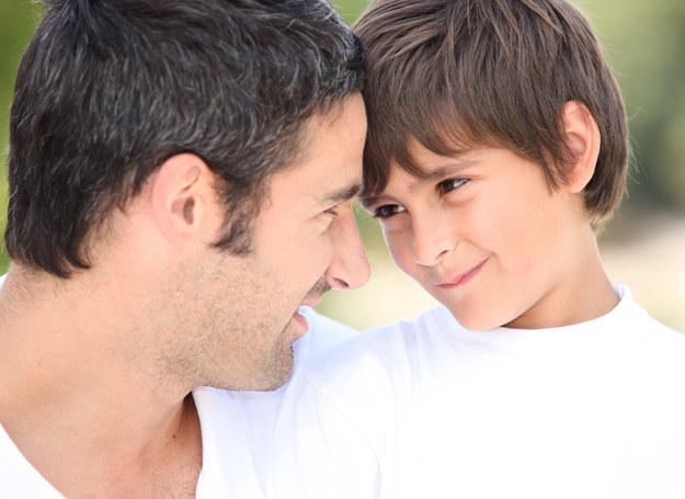 To od ojców uczymy się uporu i wytrwałości /123RF/PICSEL