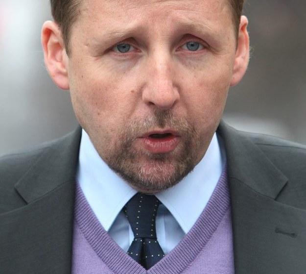 To on prześladuje Grasia /S. Kowalczuk /Agencja SE/East News